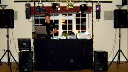 birthday party dj and disco entertainment in ipswich